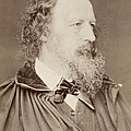 Alfred Tennyson by Granger