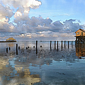 Ambergris Caye Belize by Brandon Bourdages