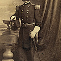 Ambrose Burnside, Union General by Photo Researchers