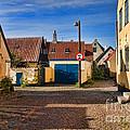 An Alley In Dragoer by Joerg Lingnau