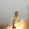 An Arrow Anti-ballistic Missile by Stocktrek Images