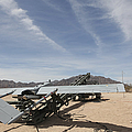An Rq-7 Shadow Unmanned Aerial Vehicle by Stocktrek Images