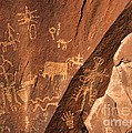 Ancient Indian Petroglyphs by Gary Whitton