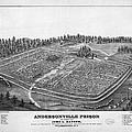 Andersonville Prison, 1864 by Granger