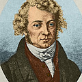 Andre Marie Amp�re, French Physicist by Science Source