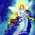 Angel Of Joy by Doris Blessington