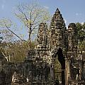 Angkor Thom by Gloria & Richard Maschmeyer