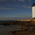 Annisquam Light by Mike Martin