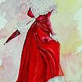 Arlesienne by Brigitte Grange