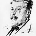 Arnold Bennett (1867-1931) by Granger