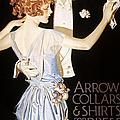 Arrow Shirt Collar Ad by Granger