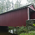 Ashland Covered Bridge by John Greim