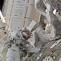 Astronaut Participates In A Session by Stocktrek Images