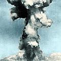 Atomic Bombing Of Nagasaki by Science Source