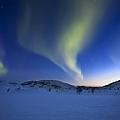 Aurora Borealis Over Skittendalen by Arild Heitmann