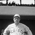 Babe Ruth, 1919 by Everett