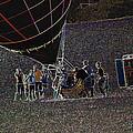 Balloon Dreamscape  7 by Rick Rauzi