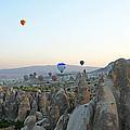 Balloon Ride by Angela Siener