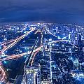 Bangkok City by Anek Suwannaphoom