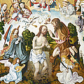 Baptism Of Christ by Granger