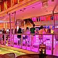 Bar On Oceandrive by Dieter  Lesche