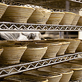 Baskets At A Bakery by Inti St. Clair