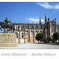 Batalha Gothic Monastery II Portugal by John Shiron