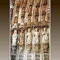 Batalha Gothic Monastery Ix Portugal by John Shiron
