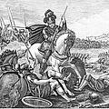 Battle Of Agincourt, 1415 by Granger