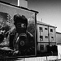 Battle Of The Bogside Mural Derry by Joe Fox