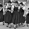 Bavarian Girls by Patricia Land