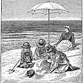 Beach Scene, 1879 by Granger