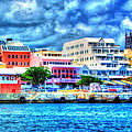 Beautiful Bermuda by Debbi Granruth