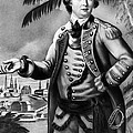 Benedict Arnold 1741-1801, American by Everett