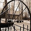 Big Wheel by Pat Purdy