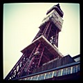 Blackpool Tower by Chris Jones
