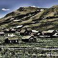Bodie Ghost Town II by Chuck Kuhn