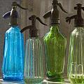 Bottle Of Water by Odon Czintos