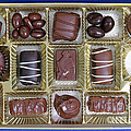 Box Of Chocolates by Photo Researchers