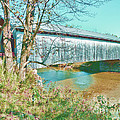 Bridge In Montgomery by Deborah Benoit