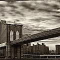 Brooklyn Bridge by Roni Chastain