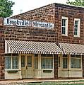 Brookville Mercantile by Alan Hutchins
