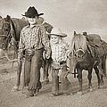 Buckaroo Friends by Cindy Singleton