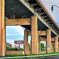 Buffalo Skyway by Michael Frank Jr