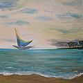 Butterfly Sails by Tifanee  Petaja