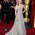 Cameron Diaz Wearing An Oscar De La by Everett