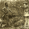 Capture Of Nat Turner, American Rebel by Photo Researchers