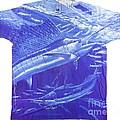 Carey Chen Mens Sailfish Shirt by Carey Chen