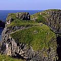 Carrick-a-rede Rope Bridge, Co. Antrim by The Irish Image Collection