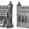 Chapel Organ, 19th Century by Granger